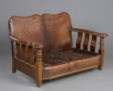 To-pers. sofa ca. 1930-1940