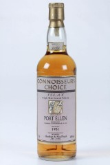 Port Ellen Whisky. Gordon & Macphail 1999