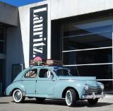 """Peugeot 203 fra 1956 – en """"true survivor"""""""