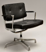 Charles & Ray Eames. Rarely offered office chair, model ES 102 from Herman Miller