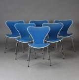 Arne Jacobsen. 7'er stole, model 3107 (6)