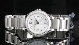 Baume & Mercier diamond watch Ilea approx.0.30ct