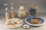 Kgl. P., Søholm mfl: Samling skåle, vaser (13)