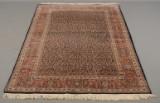 Kashmir tæppe, Bidjar-design,  276 x 186 cm.