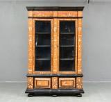 Display cabinet, Dutch style, 18/19th century
