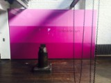 Designer Wandkonstruktion / Trennwand / Wand für Geschäft und Ladenbereich