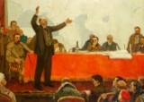 Ilja Efimovich Vasilchenko, Lenins Auftritt