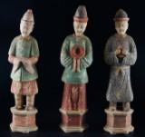 Tre orientaliska figurer (3)