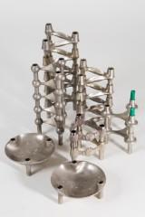 BMF Kerzenständer Steckmodul, Combi-Leuchter, Quist Nagel (20)