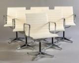 Charles & Ray Eames for Herman Miller EA 107 (6) white