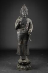 Buddha, bronze, 1900-tallet