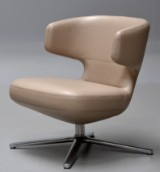 Antonio Citterio for Vitra. Lounge chair, model 'Petit Repos'