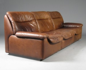 m bel de sede tre pers sofa model ds 66 dk aarhus eg havvej. Black Bedroom Furniture Sets. Home Design Ideas