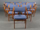 Farstrup møbelfabrik, armstole / stabelstole (10)