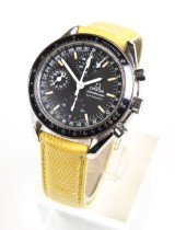 Omega Speedmaster Mark 40 Triple Date Chronograph Automatic. Herrearmbåndsur