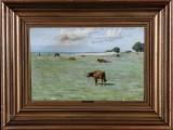 Theodor Philipsen. Cattle on Saltholm