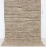Orientalisk flatvävd matta, modern Kelim 300x200