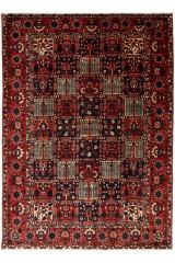 Persisk Bakhtiari tæppe, 308x217 cm.
