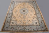 Orientalsk tæppe, 443x367 cm.
