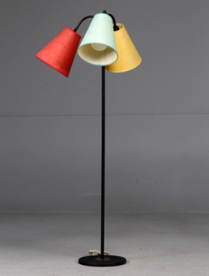 retro standerlampe Retro standerlampe | Lauritz.com retro standerlampe
