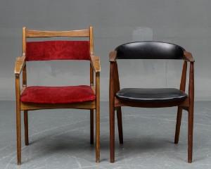 klassiske danske stole