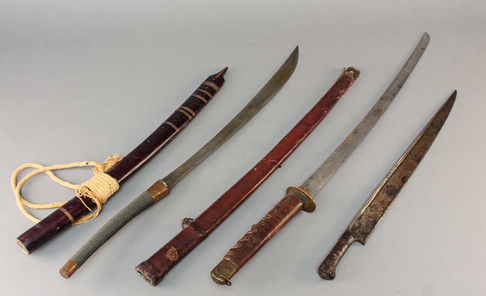 Auction results for japanese sword