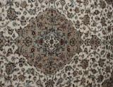 Persisk Keshan tæppe, uld på bomuld, 240 x 340 cm.