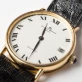 Baume & Mercier Baumatic, wristwatch, 750/- gold, Geneva, Switzerland