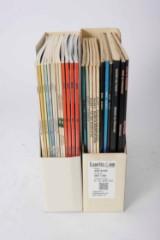 Tegneserier. 7 forskellige titler ialt 24stk. hæfter. (2)