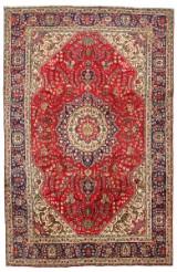 Persisk Tabriz tæppe, 310x200 cm.