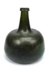Vase mit irisierender Oberfläche