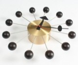 George Nelson. Vægur, model Ball Clock