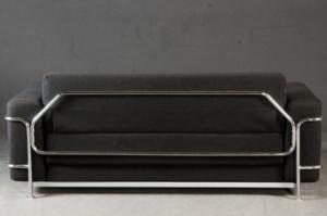 softline sofa modell silver zweisitzer mit. Black Bedroom Furniture Sets. Home Design Ideas