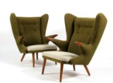 Svend Skipper, a pair of lounge chairs (2)
