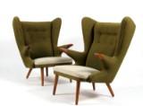Svend Skipper, a pair of lounge chairs (2)