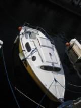 Leisure 17. Fibreglass sailboat for four persons