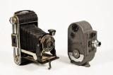 Bell & Howell filmkamera, Kodak kamera (2)