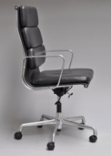 Charles Eames. Soft Pad high-backed office chair, model EA-219