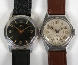 Zenith Military Watch, 1930-tal & 1940-tal, 2 st