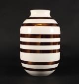 Kähler. Omaggio anniversary vase, H. 50 cm.