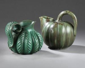 keramik michael andersen Michael Andersen & Søn. Kande, glaseret keramik samt kande af  keramik michael andersen