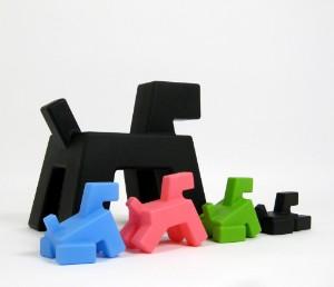 eero aarnio kindersitzm bel spielzeug hunde modell wuff f r studio eero aarnio 5. Black Bedroom Furniture Sets. Home Design Ideas