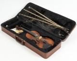 Plinio Michetti. Violin