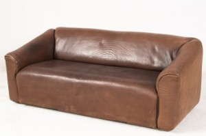 lot 2989935 de sede three seater sofa model ds 47. Black Bedroom Furniture Sets. Home Design Ideas