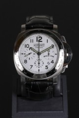Panerai PAM251 Luminor Daylight Chronograph men's watch, steel
