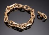 Armbånd i guld, H.C. Kauffmann