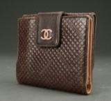Chanel pung med logo front