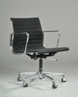 Charles & Ray Eames, office chair model EA 117 from the 'Aluminium Group' series by Vitra for Herman Miller