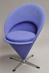 Verner Panton. 'Kræmmerhusstol' / Cone chair