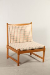 Børge Mogensen, tremmestol, model 1790, bøg, fremstillet hos Fritz Hansen